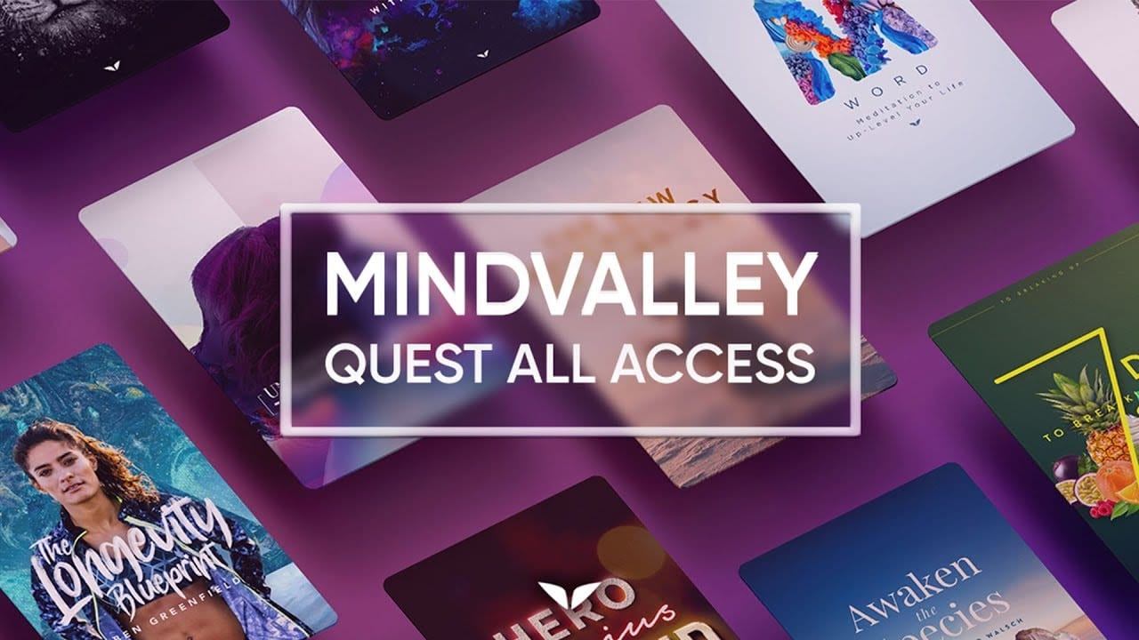MindValley Quest All Access Pass – Review