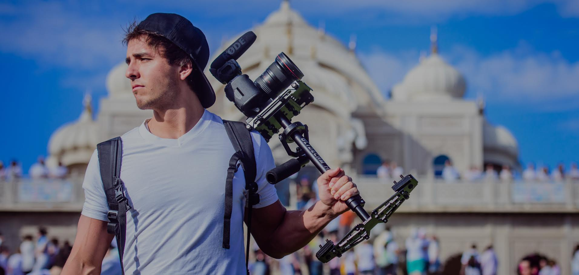 Full Time Filmmaker By Parker Walbeck – The Best Course Online